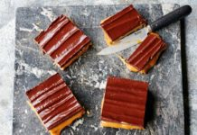Millionaire's Shortbread from James Martin's Islands To Highlands