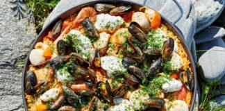 Shetland paella (Quadrille/Peter Cassidy/PA)