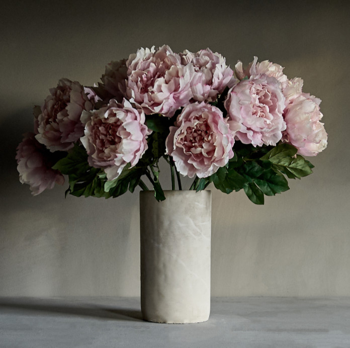 Faux Peony Rouge, £12 a stem, Heal's (Heal's/PA)