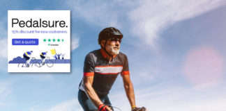 PedalSure bicycle insurance discount promo code