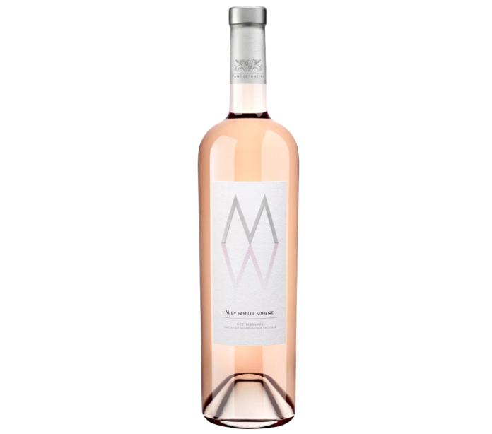 M by Famille Sumeire Méditerranée Rosé 2019, Provence, France