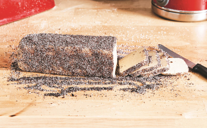 Sumac shortbread from Honey and Co. At Home (Patricia Niven/PA)