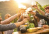 Generic photo of group of friends enjoying a get-together in summer (ThinkStock/PA)