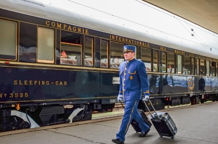 The Orient Express recalls an era of luxurious, slow travel (iStock/PA)
