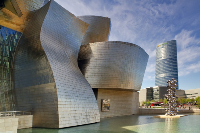 The Guggenheim Museum Bilbao, Spain