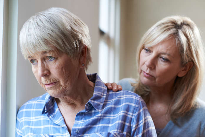 You may be worried about someone showing signs of Alzheimer's