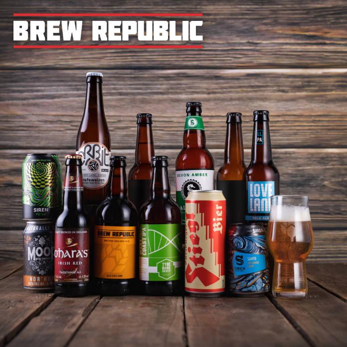 Craft beer discount code August September 2020 - Brew Republic