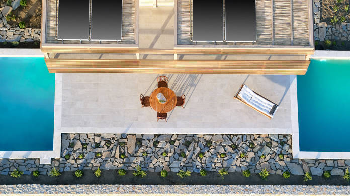 The Elivi Skiathos hotel in Greece (Elivi Skiathos/PA)