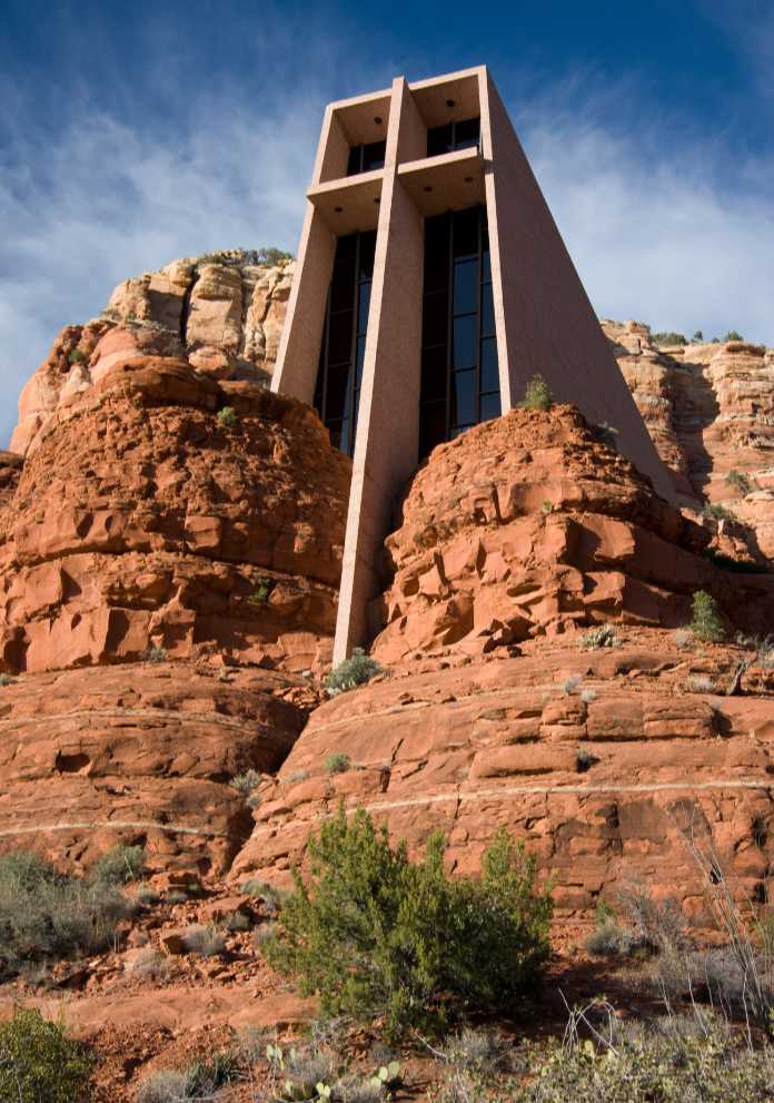 Chapel of the Holy Cross, Arizona