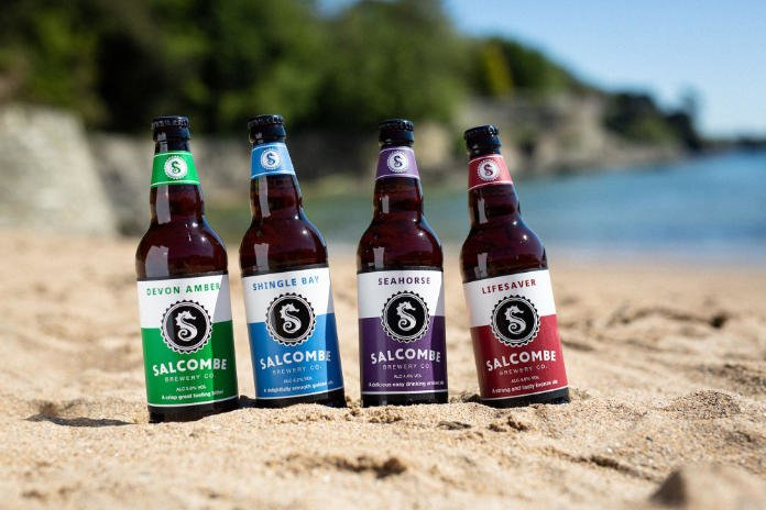 Father's Day alcohol gifts - Salcombe Brewery Presentation Gift Set