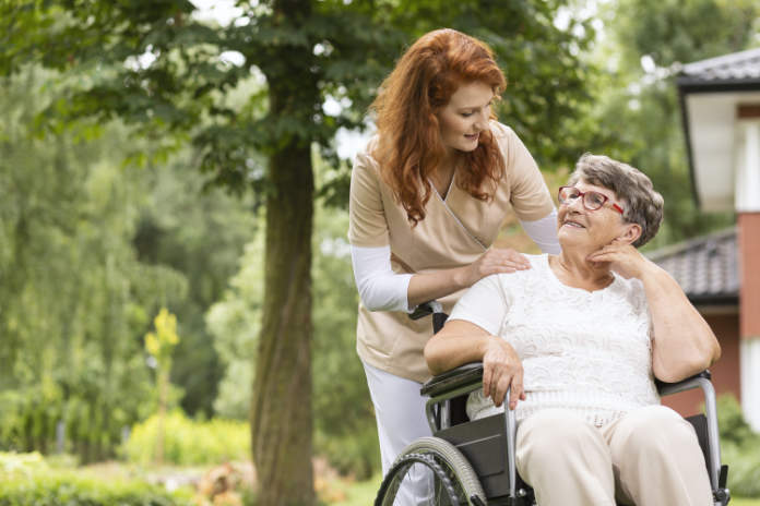 Horticultural therapy can promote wellbeing (iStock/PA)