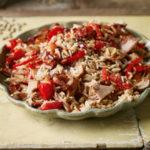 Jackfruit rice khichdi (Nassima Rothacker/PA)