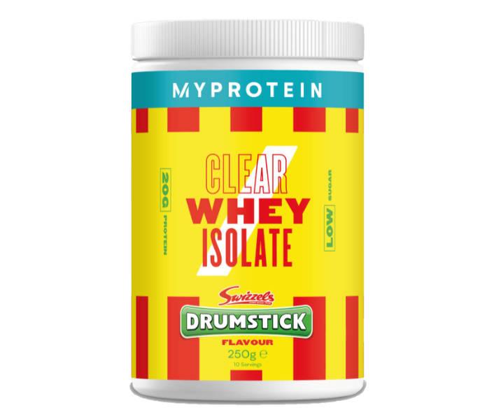 Myprotein Clear Whey Drumstick Flavour