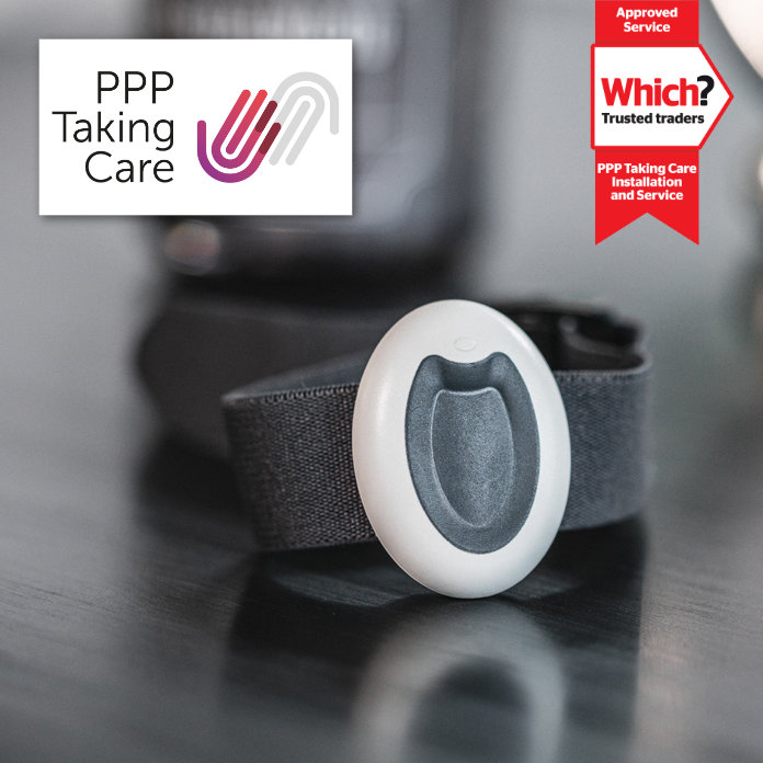 PPP Taking Care personal alarms discount code - main