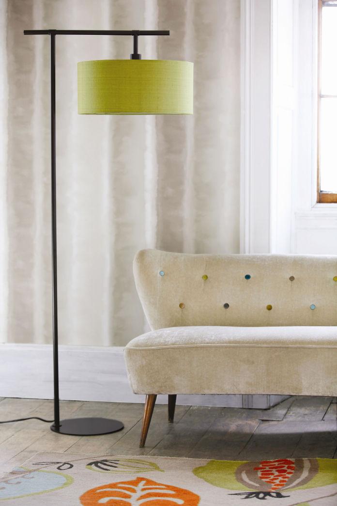 Hadfield Floor Lamp (Christopher Wray/PA)