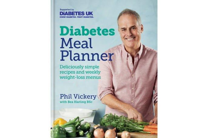 Phil Vickery's Diabetes Meal Planner