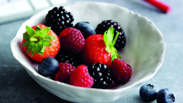 v(British Summer Fruits/PA)