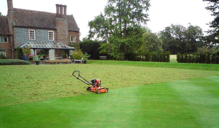 Scarify your lawn (David Hedges-Gower/PA)