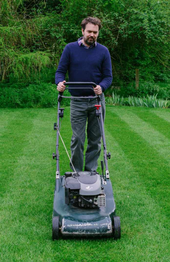 Mow less frequently and set blades higher (David Hedges-Gower/PA)