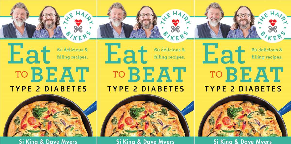 The Hairy Bikers Eat To Beat Type 2 Diabetes Cookbook Reviewed