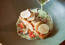 Turbot with strawberries and cream (Orion Books/PA)