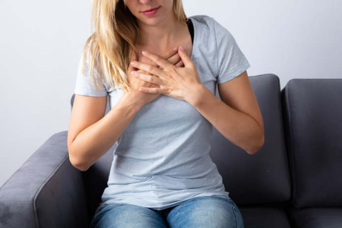 What is heartburn