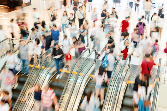 Be extra careful in busy places (Thinkstock/PA)