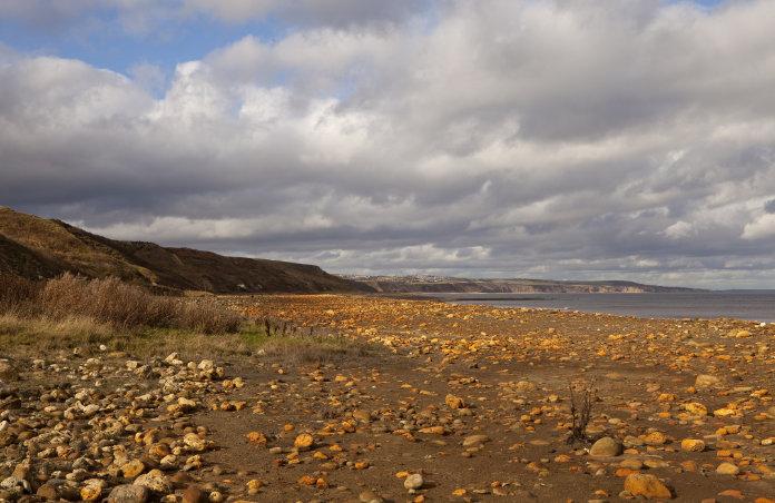 The Durham Heritage Coast runs from Sunderland to Hartlepool