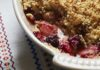 Kirstie Allsopp's blackberry & apple crumble (Rita Platts/Hodder & Stoughton/PA)