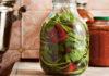 Fermented chillies (Joe Woodhouse/PA)