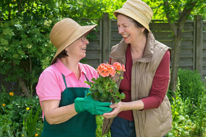 Neighbours can help with watering (Thinkstock/PA)