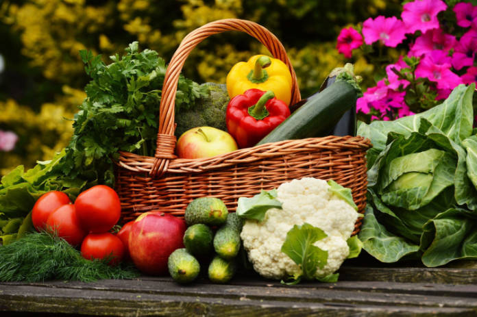 Try to get a friend to harvest your fruit and veg (Thinkstock/PA)