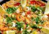 Pretend paella (Mark Adderley/PA)