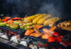 Vegetarian barbeque (iStock/PA)