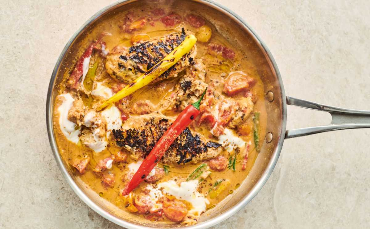Jamie Oliver S Butter Chicken Recipe Wise Living Magazine