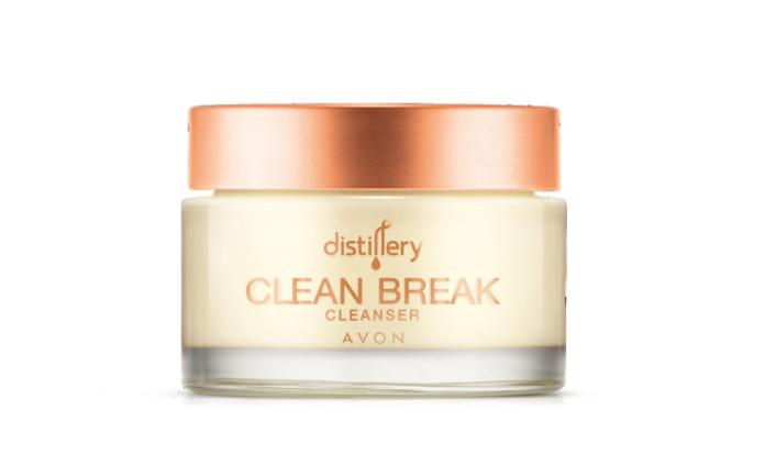 Avon Distillery Clean Break Cleanser, £12 (was £15)