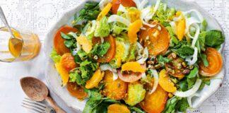 Summer salad (David Loftus/PA)