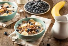 Health benefits of eating breakfast