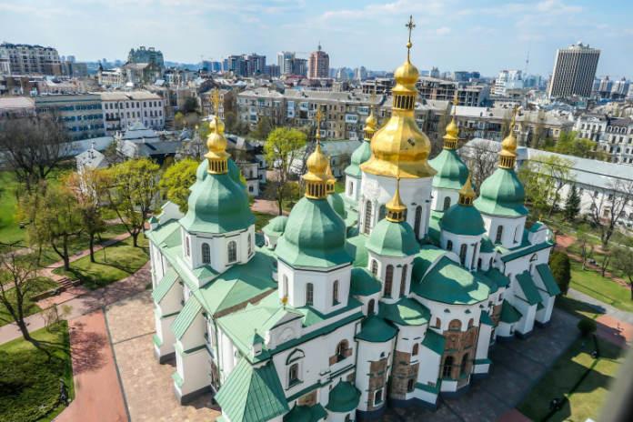 Kiev – St Sophia's Cathedral