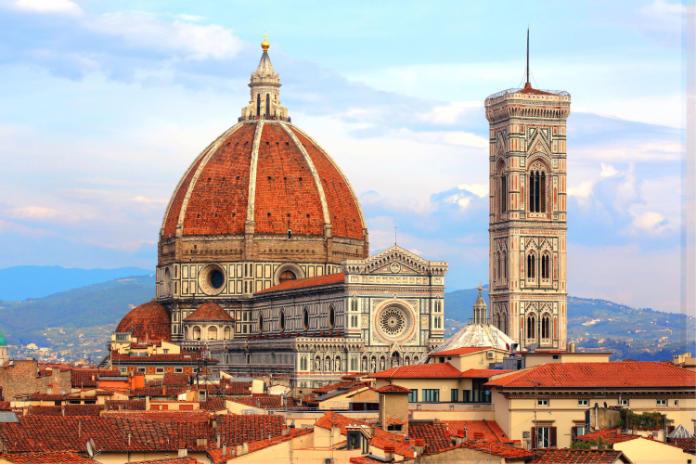 Italy Florence Santa Maria Del Fiore – Duomo di Firenze