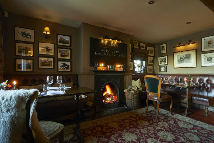 Johnny's Bar at the Duncombe Arms