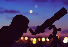 Health benefits of stargazing
