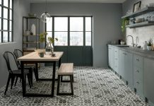 How to choose kitchen floor tiles guide