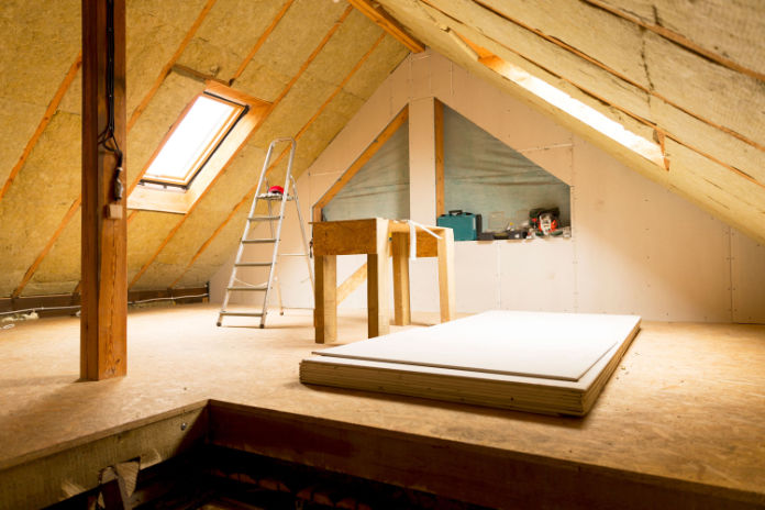 Insulate your loft