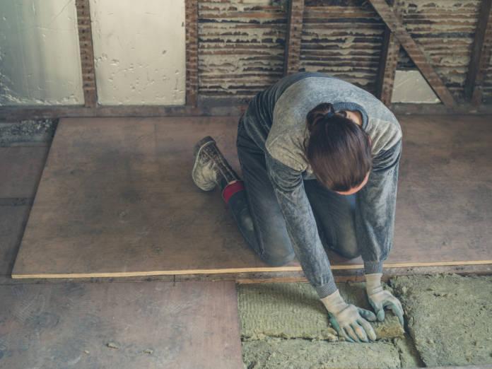 Insulating your loft