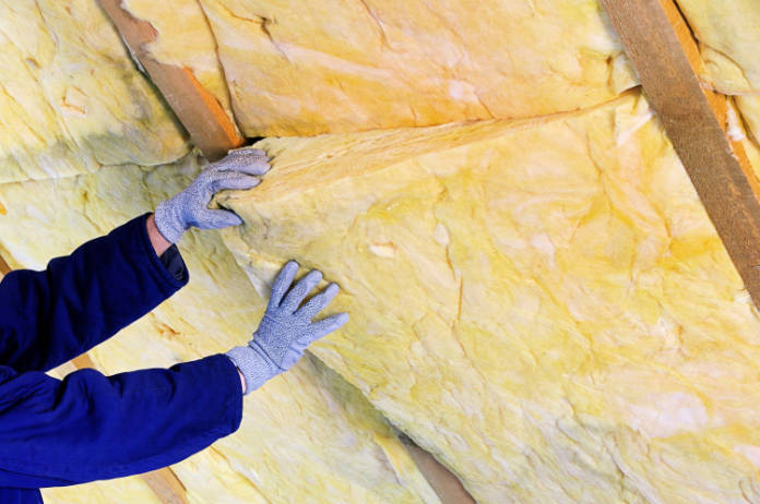 Insulating a solid wall
