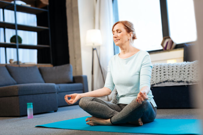Managing insulin resistance with yoga