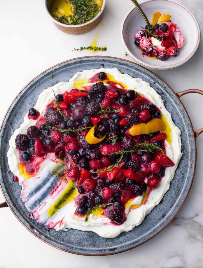 Berry Platter