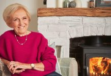 Mary Berry from Simple Comforts