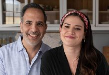 Yotam Ottolenghi and Ixta Belfrage